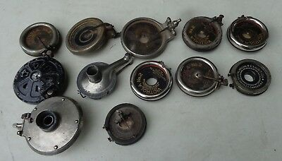 78 RPM Wind Up Phonograph Reproducer Parts Victor Victrola Exhibition Etc.