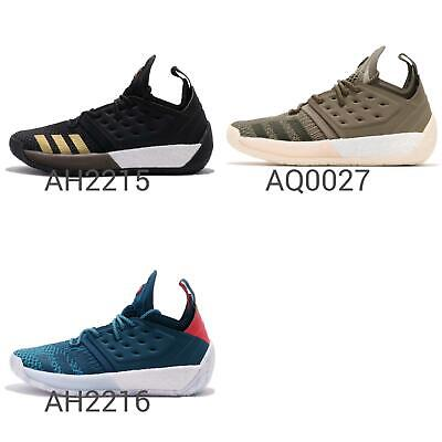 ce8ef2d9405 adidas Harden Vol.2 II James Harden BOOST Mens Basketball Shoes Sneakers  Pick 1