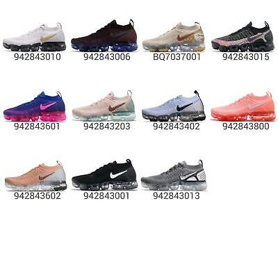 Nike Wmns Air Vapormax Flyknit 1 2 Women Running Shoes Lifestyle Sneakers  Pick 1 02052cbf8aa