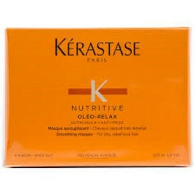 Kerastase Nutritive Oleo-Relax  Mask Dry & Rebellious Hair Masque 200ml