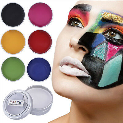 IMAGIC Face Body Paint Oil Painting Stage Art Makeup Halloween Party Fancy Dress