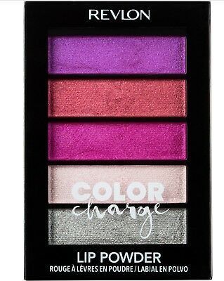 "Revlon ~ Color Charge Lip Powder ~ ""#101 High Fever"" ~ New /sealed  Rrp $19.95"