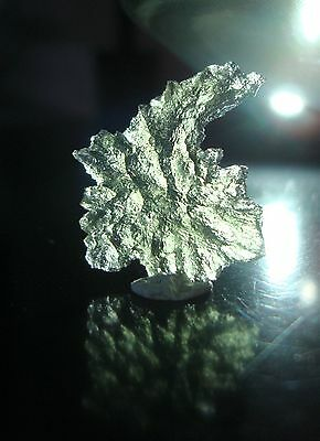 BESEDNICE Moldavite • 1.4 grams or 7.0 carats • Absolutely High Quality!!