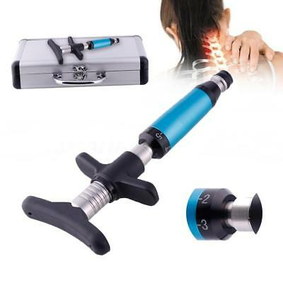 Trendy 6 Levels Chiropractic Instrument Spine Activator Back Adjusting Tool #Y