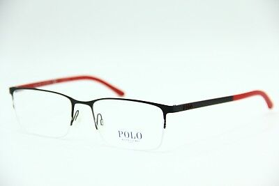 New Rx Ralph Men's 9277 1152 Semi Lauren Eyeglasses Ph Rimless Red jSzLqGUMVp