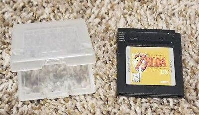 Legend of Zelda: Link's Awakening DX *TESTED* (Nintendo Game Boy Color, 1998)