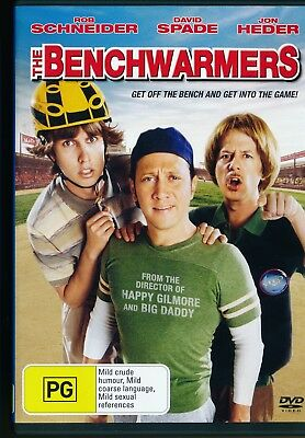 Benchwarmers The DVD R4
