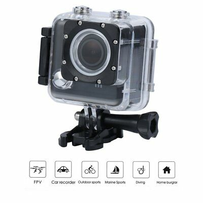 2.0 Inch LCD 16MP HD 4K Ultra WIFI Sports Action Camera Waterproof DV Camcorder