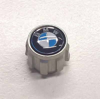 Set of 4 Genuine BMW Valve Caps 36122447401