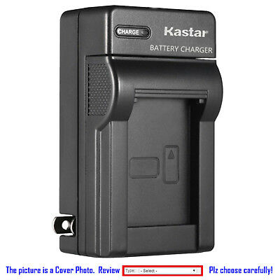 Kastar Battery Wall Charger for Kodak KLIC-7001 & Kodak EasyShare M341 Camera