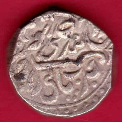 Jodhpur State - One Rupee - Rare Silver Coin #on31