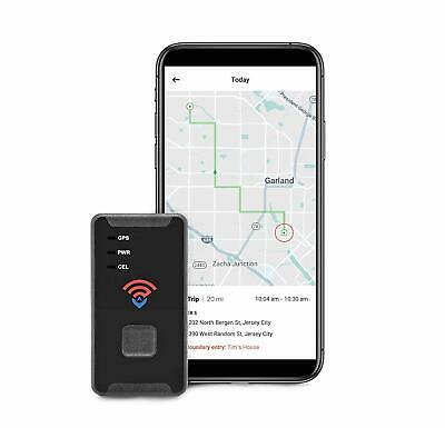 Hidden GPS Tracker For Cars Vehicles Kids Mini Tracking Device Real Time No Fee