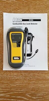 Combustible Gas Leak Detector UEI TEST INSTRUMENTS CD100A