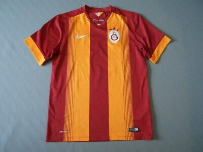 Galatasaray 2014-15 Home Shirt Camiseta Nike Adults Size M