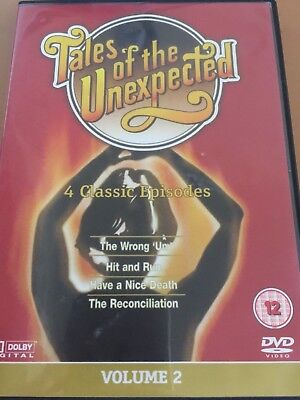 Tales Of The Unexpected Vol.2 (DVD, 2008)