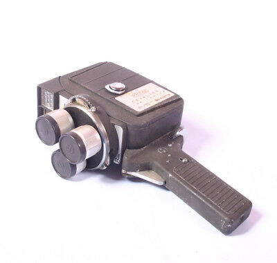 Vintage Prinz Cavalier 8mm Film Cine Camera MFD. In JAPAN