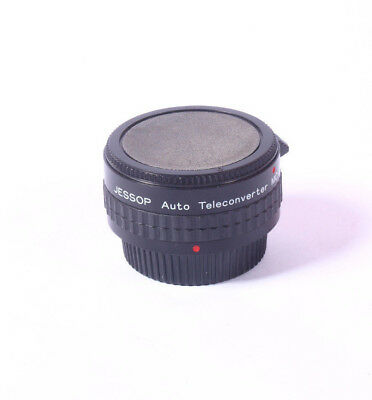 JESSOP Auto Teleconverter MC 2x Photography for Pentax KR Lenses