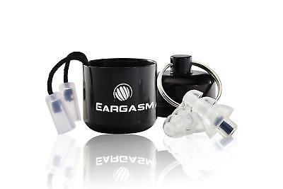 Eargasm Activewear Series Earplugs for Concerts Musicians Motorcycles and More
