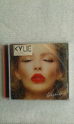 Kylie Minogue Kiss Me Once - New And Sealed- Cd, Free Uk Post