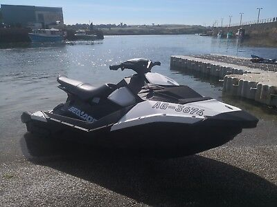 2017 Sea-Doo Spark 3 Up 90 Ibr STD