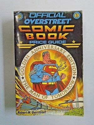 Overstreet Comic Book Price Guide SC #18, Used; FN (1988)