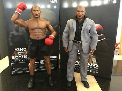 """Storm Collectibles Rare 1/6 Mike Tyson King of Boxing Heavyweight 12"""" Figure"""