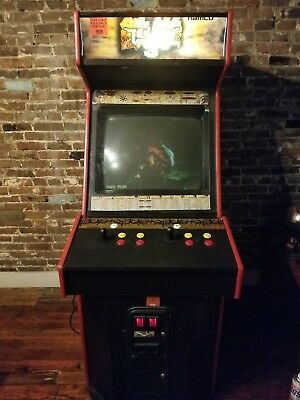 TEKKEN 3 ARCADE machine