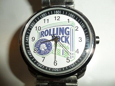 """rolling Rock"" Watch"