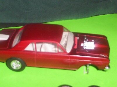 1/25  scale  1966  Ford Falcon  Sports Coupe  model car--OLDIE