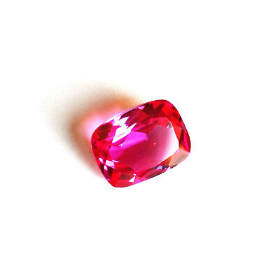 Rubis Naturel Rose de Birmanie 5,95 ct avec Certificat d'Authenticité AGSL