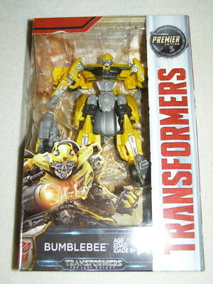 Transformers 2017 Movie The Last Knight Bumblebee (Deluxe Class) MISB