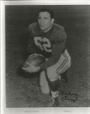 Charley Trippi Chicago Cardinals Signed Photo Hall of Fame