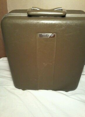 Vintage Executain 101 Traveling Wine Case