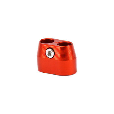 CNC Throttle Cable Protection Guard Cover Orange For KTM SX XCW EXC Motorcycle