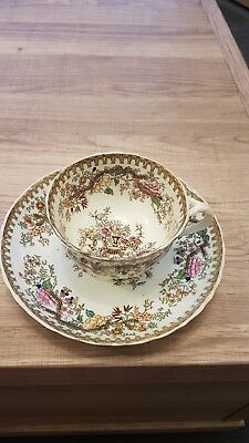 Antique/vintage Old Cup And Saucer