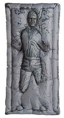 Han Solo in Carbonite Inflatable Star Wars Fancy Dress Halloween Adult Costume