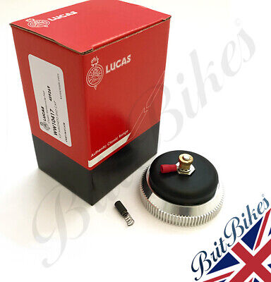 Genuine Lucas CNC Magneto End Cap for K2F K1F with Cut Out - LU459269