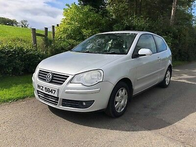 2006 Volkswagen VW Polo 1.2 S 55 97K Miles Not Golf A3 Audi BMW NO RESERVE