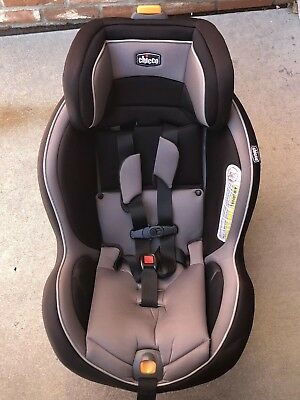 Chicco NextFit Convertible Car Seat Matrix Recline 9 Position Leveling System