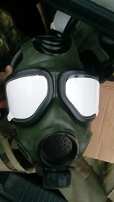 Cosplay gas mask. Real deal 3m M40. Size medium, small, or large.