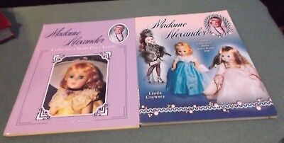 2 MADAME ALEXANDER COLLECTOR'S DOLLS PRICE GUIDE  SC Book color pic #17 2005 #30