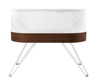 SNOO Smart Sleeper Bassinet by Happiest Baby with Organic Accessories