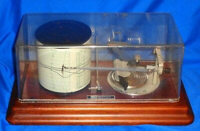 Vintage Taylor  Instruments Seismograph Earth Quake Detector Take a LOOK !!!!!