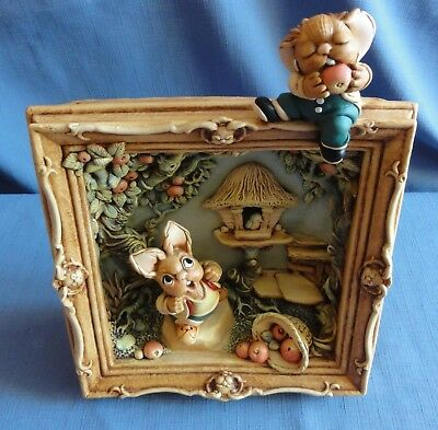 Pendelfin THE ORCHARD Made in England