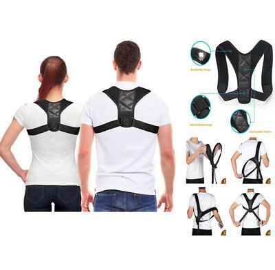 For Adult / Kids BodyWellness Posture Corrector (Adjustable to All Body Sizes)