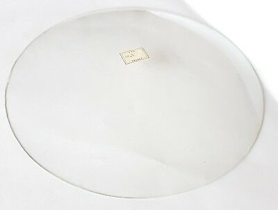 Round Convex Clock Glass Diameter 265mm