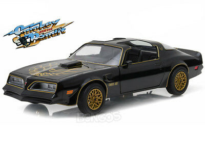 """Smokey and the Bandit"" 1977 Pontiac Trans Am T/A 1:24 Scale Diecast Model"