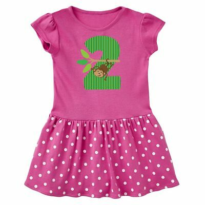 Inktastic Safari 2nd Birthday Lion Jungle Toddler T-Shirt Second Two Year Old 2