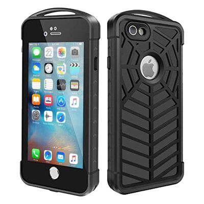 For Apple iPhone 7 iPhone 8 Plus Waterproof Case Shockproof w/ Screen Protector