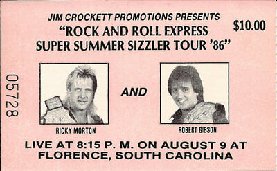 Rock & Roll Express   18 Volume  Compliation - Pro Wrestling